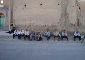 بازدید از روستای بنرود جهت اعطای لوازم التحریر (شهریور 93)
