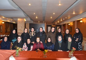 برگزاری جلسات تخصصی کارگروه های مختلف کمیته بانوان (بهار93)